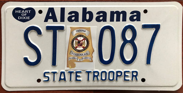 ALABAMA State Police, Highway Patrol Door Seal USA ...   Alabama Highway Patrol Decal