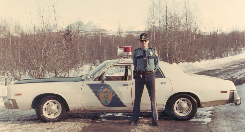 ... Alaska police officers picture