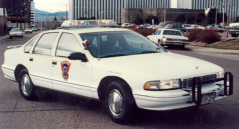 Stp colorado state patrol colorado police car and officer image sciox Image collections