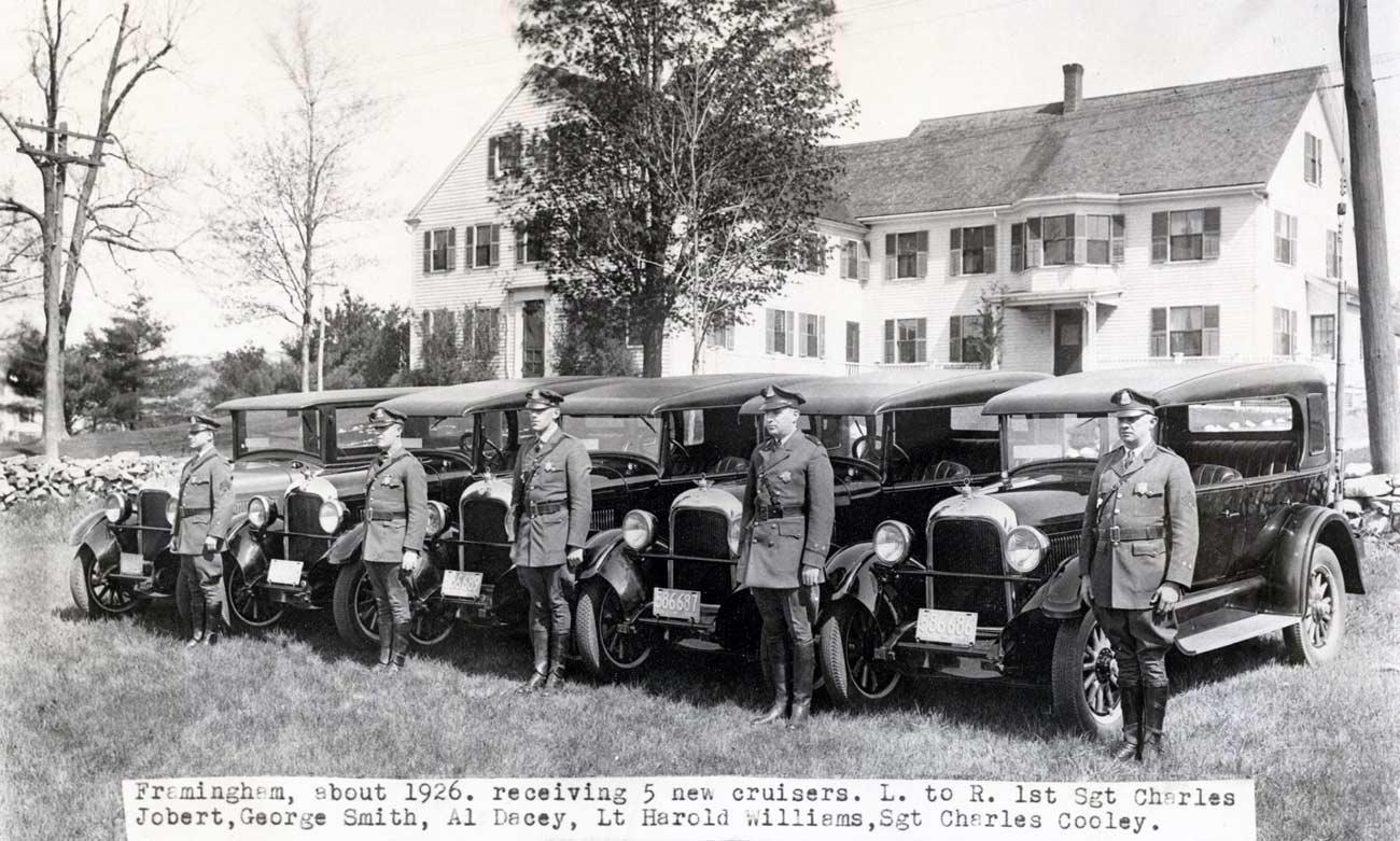 Massachusetts SP | State Trooper Plates