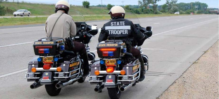 Minnesota police motorcycles