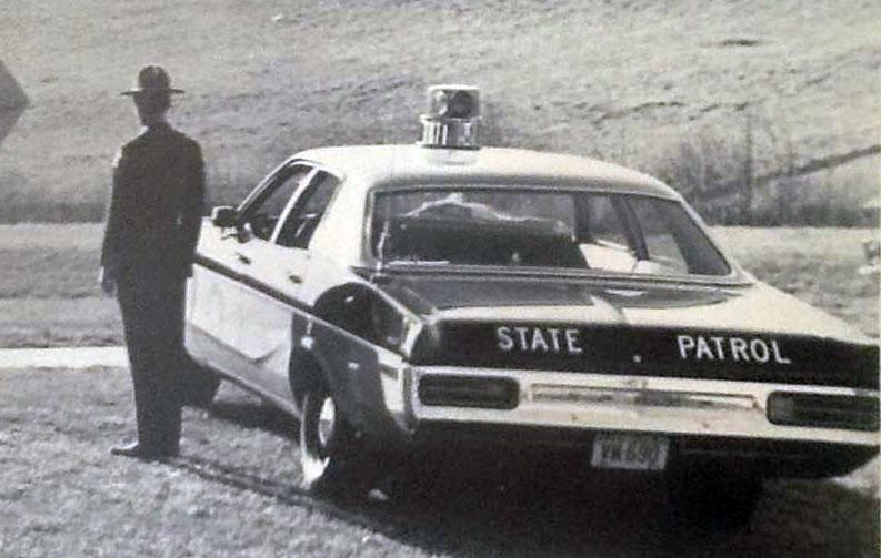 North Carolina HP | State Trooper Plates