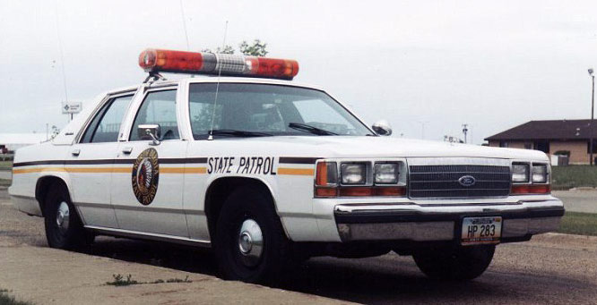 Stp North Dakota Highway Patrol