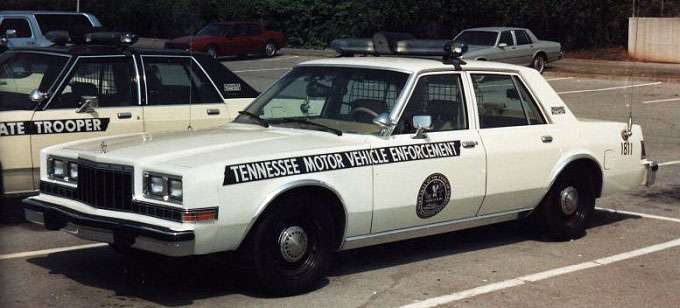 Motor vehicle enforcement division for Musictown motor cars tennessee
