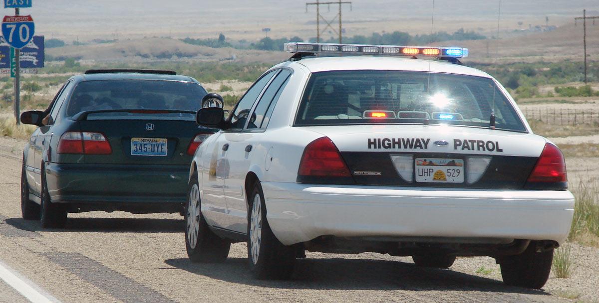 Utah HP | State Trooper Plates