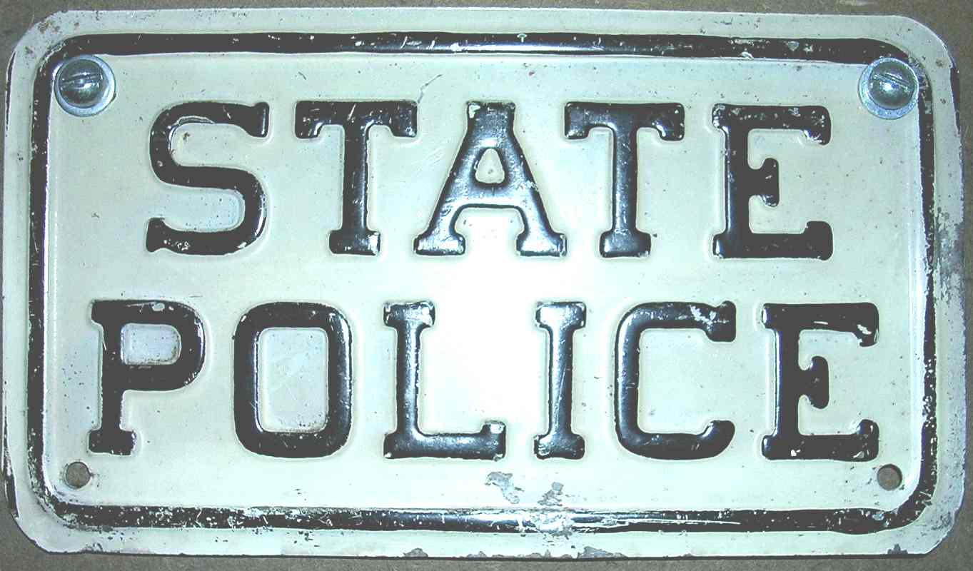 Virginia police license plate image  sc 1 st  State Trooper Plates & STP :: Virginia State Police