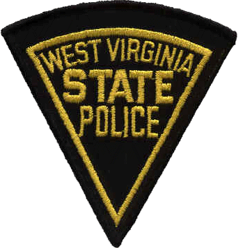 West Virginia SP   State Trooper Plates