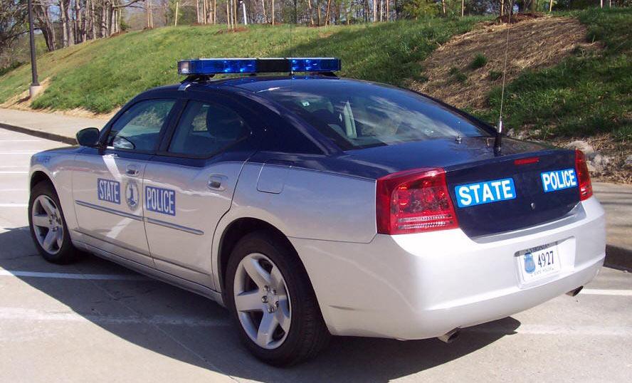 Virginia SP | State Trooper Plates
